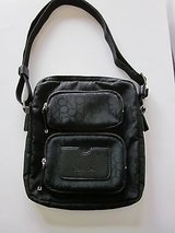 Calvin Klein Black Nylon Purse in Schaumburg, Illinois