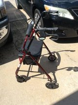 Four wheel walker  $40 in Valdosta, Georgia