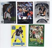 CHICAGO BEARS FUTURE HALL OF FAMER BRIAN URLACHER LOT in Chicago, Illinois