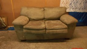 """Loveseat  $35   """"The Back Forty"""", Adel in Moody AFB, Georgia"""