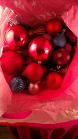 Plastic Assorted Christmas Ornaments in Fort Campbell, Kentucky