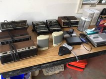Vintage Alarm Clocks and Cassette players/recorders in Yorkville, Illinois
