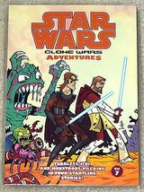 Star Wars Clone Wars Adventures Volume 7 Paper Back Children's Book in Morris, Illinois