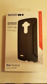 tech21 Evo Tactical LG G4 Phone Case Black in Bartlett, Illinois