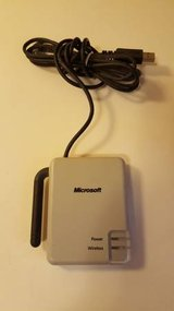 Microsoft Broadband Networking Wireless WiFi USB Adapter MN-510 in Naperville, Illinois