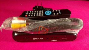 Craig CVD508  Digital TV Converter Box (T=26) in Fort Campbell, Kentucky