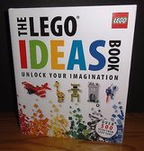 The Lego Ideas Book Hardcover Childrens Activities in Glendale Heights, Illinois