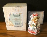 Enesco Cherished Teddies Figurine Holly A Cup of Homemade Love in Chicago, Illinois