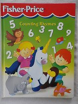 RARE 1998 Fisher Price Counting  Rhymes in Shorewood, Illinois