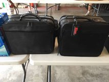 2 Targus Leather Computer Bags....New!  Beautiful in Plainfield, Illinois