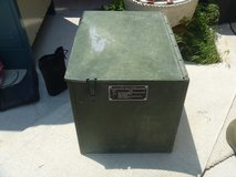 lmtv fmtv hemtt hmmwv het codrivers side storage box under seat storage box in Huntington Beach, California