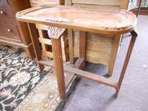 Marvelous Antique End Table in Bartlett, Illinois