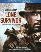 Lone Survivor (Blu-Ray + DVD + Digital HD with UltraViolet) by Mark Wahlberg in Morris, Illinois