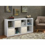Better Homes and Gardens 8-Cube Organizer (White) - NEW! in Bolingbrook, Illinois