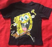 Boys T-shirt Sponge Bob sz M 7/8 Nickelodeon in Bolingbrook, Illinois