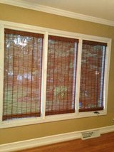 Matchstick blinds in Naperville, Illinois