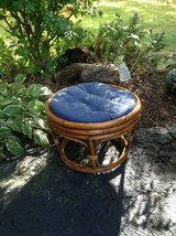 Vintage bamboo Stool in Naperville, Illinois