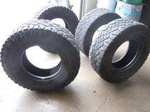 LT315/70R17 GOODYEAR TIRES 121/1180 in Chicago, Illinois