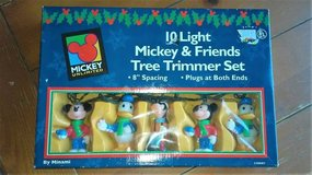 VINTAGE DISNEY MICKEY LIGHTS in Bolingbrook, Illinois