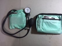NEW prestige premium aneroid sphygmomanometer adult size cuff with carry case new in Houston, Texas