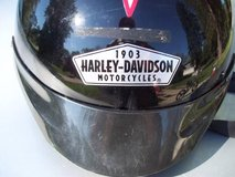 LADIES HARLEY DAVIDSON SZ SM HELMET in Glendale Heights, Illinois