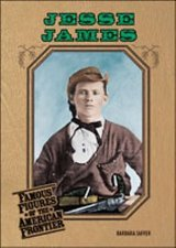FREE Jesse James Famous Figures of the American Frontier Hard Cover Children's Book Age 4 - 8 * ... in Morris, Illinois