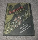 Vintage 1979 Frankenstein Moved in on the Fourth Floor Hard Cover Children's Book in Morris, Illinois