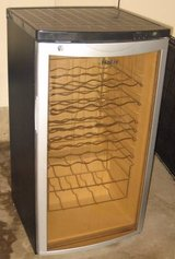 Haier 30 Bottle Wine Cellar - Lock & LED Readout in Aurora, Illinois