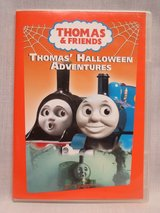 Thomas & Friends Thomas' Halloween Adventures DVD in Morris, Illinois