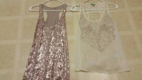 Charlotte Russe stretchy size junior tops in Temecula, California