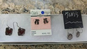 New earrings for pierced ears in Vista, California