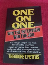 One on One Win the Interview Win the Job in Westmont, Illinois