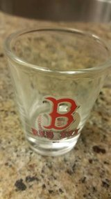 Boston Red Sox Collector shot glass in Oceanside, California