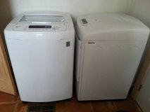 LG HE Washer and Dryer in Tyndall AFB, Florida