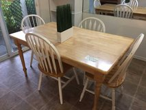 IKEA-Dining Table and 4 chairs- all for $99obo in Fort Lewis, Washington