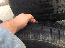 Tire 245 70 R17 used in Fort Riley, Kansas