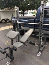 Pro-form C800 weight bench in Joliet, Illinois