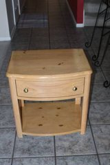 Vintage Stanley Night Stand / Side Table in Spring, Texas
