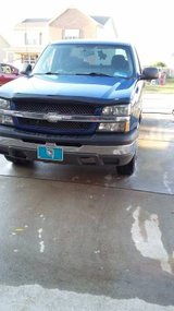 2004 Chevy Silverado Extended Cab 4x4 in Fort Campbell, Kentucky