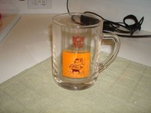 Vintage 1960s NFL Cleveland Browns Drinking Glass Mug Brownie Elf Logo in Brookfield, Wisconsin