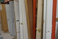 Doors for sale: inside doors and frames, storm door, trailer doors in Camp Lejeune, North Carolina