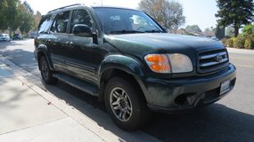 2003 Toyota Sequoia LTD 4WD 1 Owner Leather Roof in Vista, California