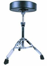GP Percussion DT82 Double Braced Drummer's Throne - NEW! in Bolingbrook, Illinois