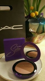 MAC Selena Compact techno cumbia blush bronzer LIMITED EDITION *sold out in stores! in San Antonio, Texas