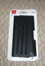verizon oem universal vegan leather pouch w/belt clip will fit iphone 4,5 in Camp Lejeune, North Carolina