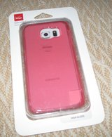 oem high gloss silicone case cover for samsung galaxy s6 - pink in Camp Lejeune, North Carolina