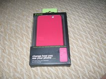 new in box 100% oem htc one m9 dot view ice premium pink flip cover shell case in Camp Lejeune, North Carolina