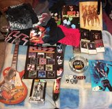KISS Rock & Roll memorabilia lot Signed in The Woodlands, Texas