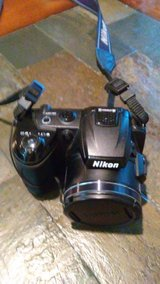 nikon coolpix l120 14.1 mp digital camera - black in Kingwood, Texas