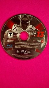 PS3 WWE '13 in Clarksville, Tennessee